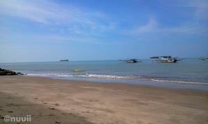 Pantai Gandoriah Pariaman3